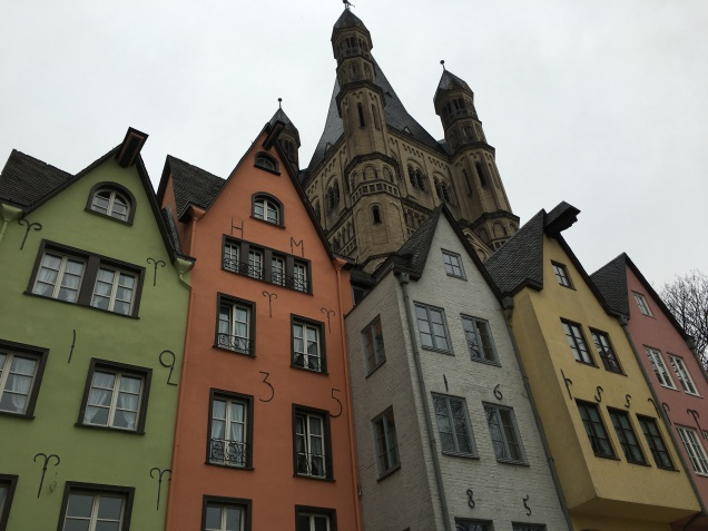 houses cologne germany